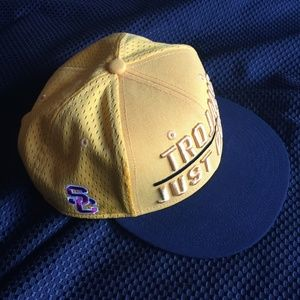 Nike USC Tojans Just Do It Snapback Hat
